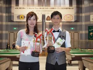 Lin Chiao Chi & Ko Ping Chung