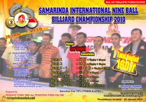 Samarinda_9-ball_2010 poster