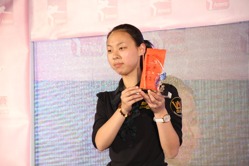 siming chen-runner up